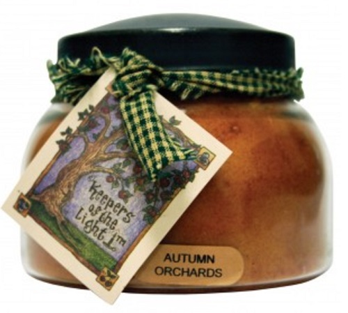 A Cheerful Giver Autumn Orchards Mama Jar Candle-a cheerful giver, autumn orchards, mama jar, candle