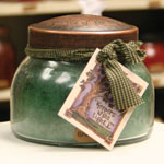 A Cheerful Giver Bayberry Mama Jar Candle-bayberry candle, Christmas candle, a cheerful giver, jar candle, Jacksonville candle