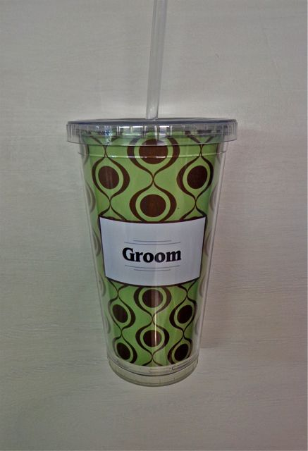 Personalized Acrylic Tumbler in Popular Patterns-personalized, personalized tumbler, acrylic tumbler, bridesmaid gifts, groomsmen gifts