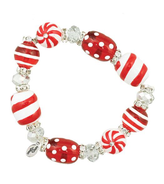 Fresh Peppermint Bracelet-Jewelry, Peppermint, Kate & Macy