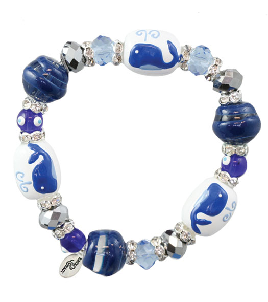 Whale Watching Bracelet-