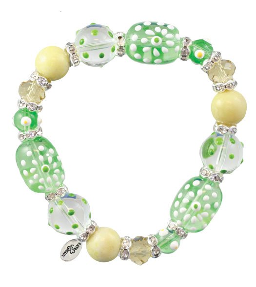 Green Meadows Bracelet-