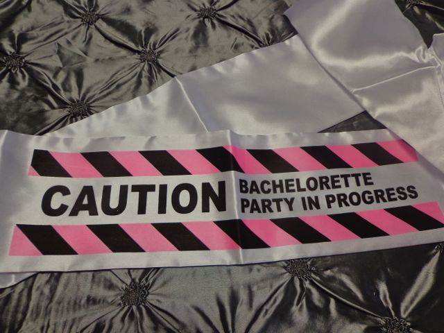 Bachelorette Party Sash-bachelorette party, sash, bridal party