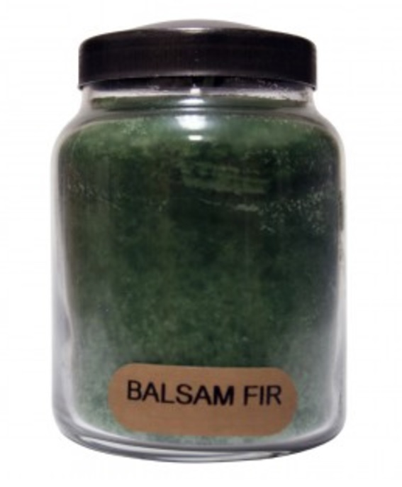 A Cheerful Giver Balsam Fir Baby Jar Candle-a cheerful giver, balsam fir, baby jar, candle