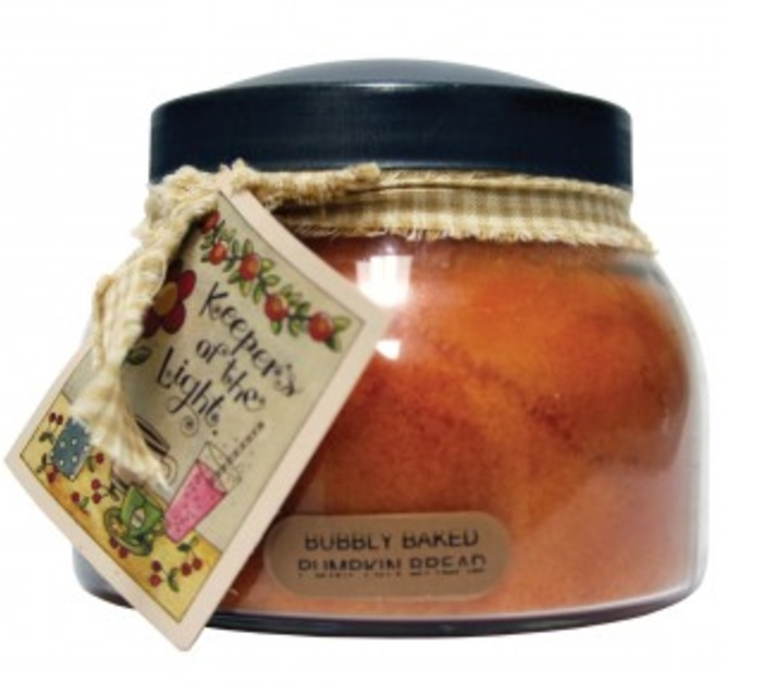 A Cheerful Giver Bubbly Baked Pumpkin Bread Mama Jar Candle-a cheerful giver, bubbly baked pumpkin bread, mama jar, candle