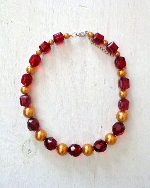 Seminoles Gameday Necklace-Collegiate, College, Necklace, Jewelry, Seminoles