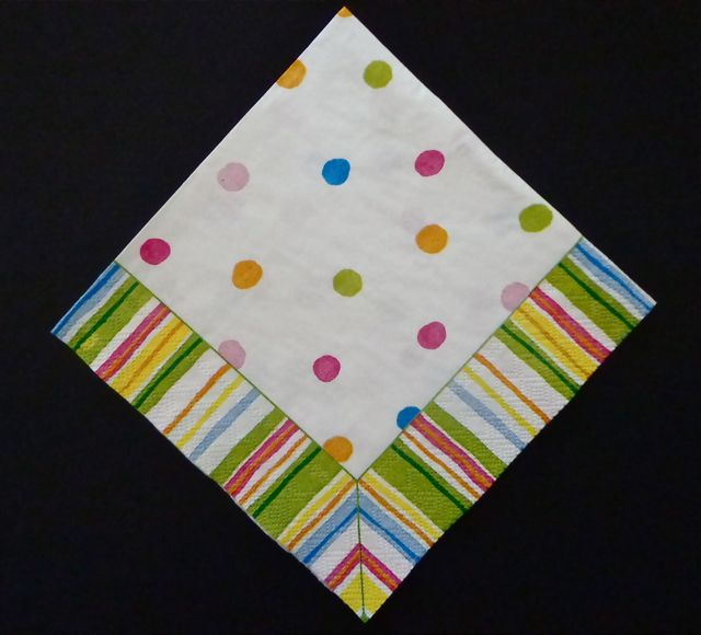 Smart Dots Beverage Napkins-napkins, paper goods, party supplies