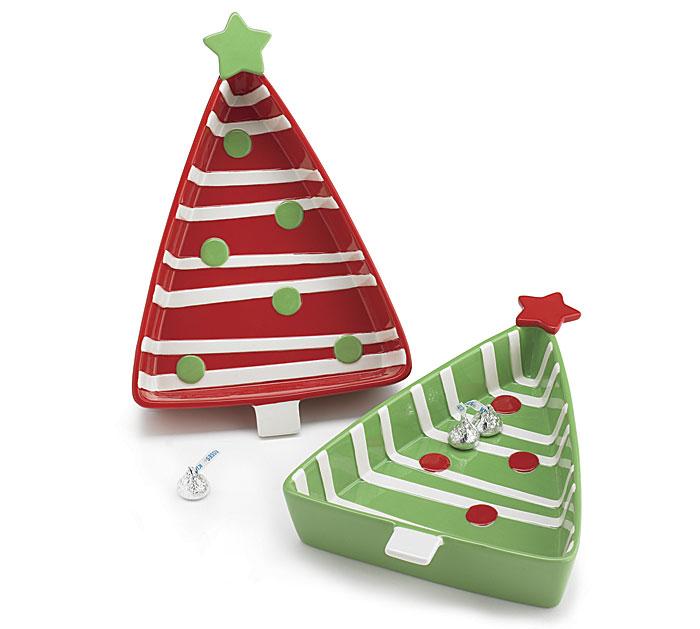 Burton & Burton, Candy Tray-grogan, burton, candy, christmas, tray