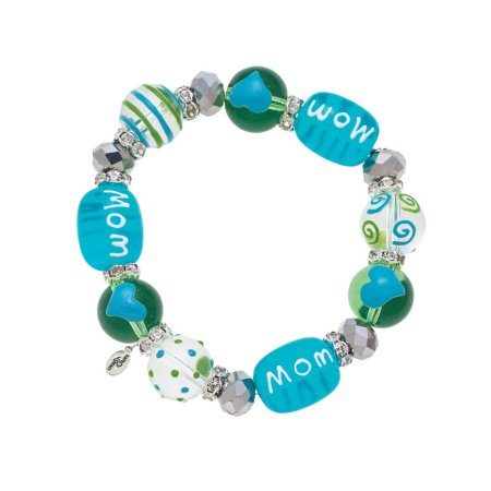 Cherish Mom Bracelet-mom, mother, mother's day, kate and macy, bracelet, jewelry