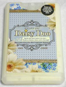 Poo-Pourri Daisy Doo, Pocket Size-Poo-Pourri, Daisy Doo