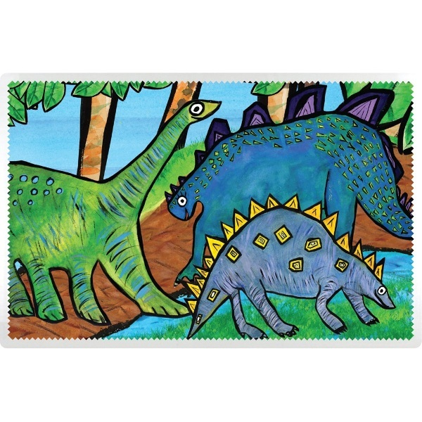 Imagination Dinosaur Placemat-emily green, toys, children