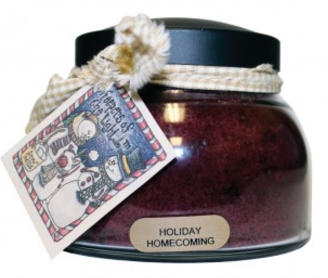 A Cheerful Giver Holiday Homecoming Mama Jar Candle-a cheerful giver, holiday homecoming, mama jar, candle