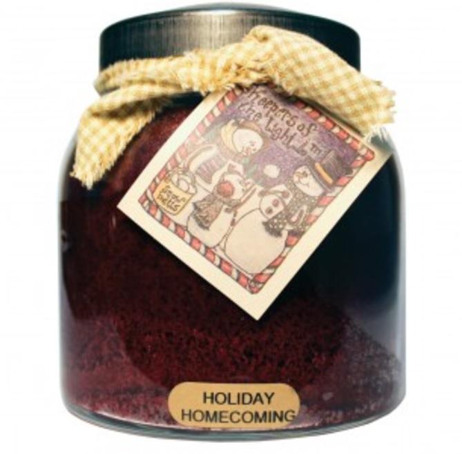 A Cheerful Giver Holiday Homecoming Papa Jar Candle-a cheerful giver, holiday homecoming, papa jar, candle