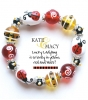 Lucky Ladybug Bracelet-Kate & Macy, Jewelry, kate and macy