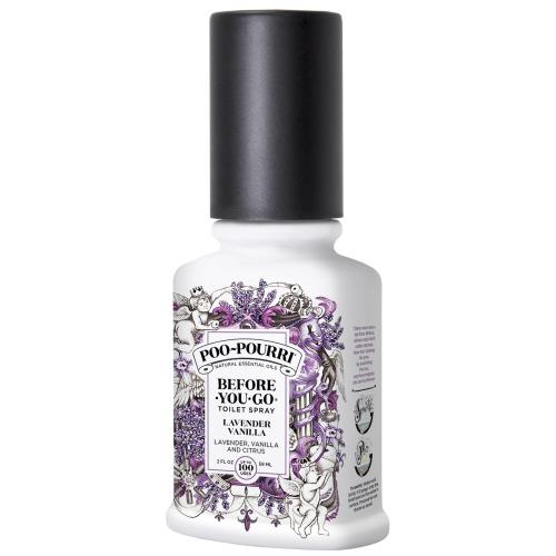 PooPourri Lavender Vanilla, 2 oz-poopourri, lavender vanilla