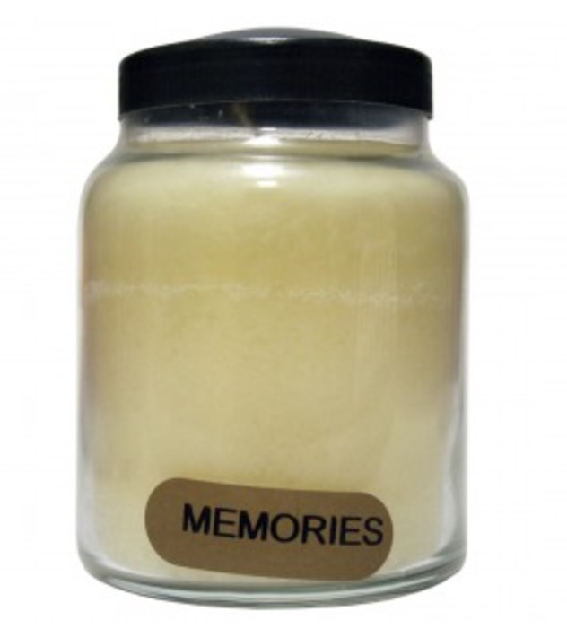 A Cheerful Giver Memories Baby Jar Candle-balsam candle, juniper, cedar candle, a cheerful giver, Jacksonville candles