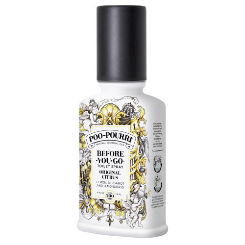 PooPourri Original Citrus, 4 oz-poo~pourri, original citrus