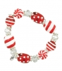 Fresh Peppermint Bracelet-Jewelry, Peppermint, Kate & Macy