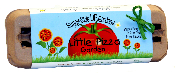 Little Pizza Garden-seed starter, garden kit, herb garden, kids gardening,