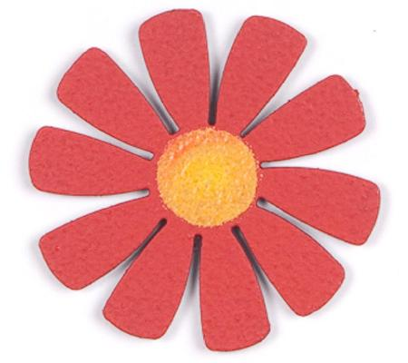 Small Flower Blossom, Red-Roeda, magnet, photo, display, flower
