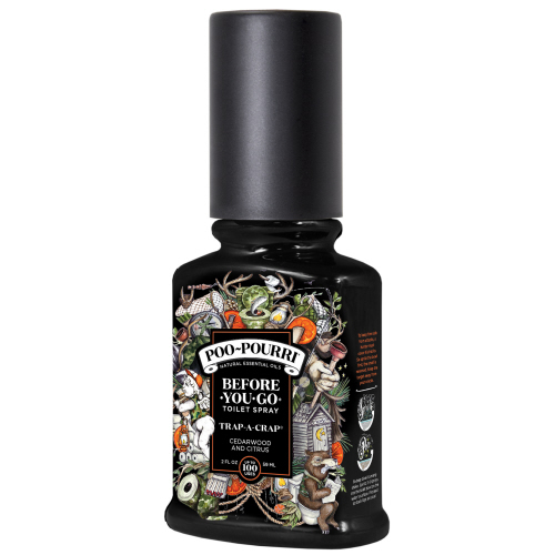 PooPourri Trap-a-Crap, 2 oz-poopourri, trap a crap