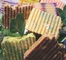 Handmade Soap - Sandalwood Vanilla-sandalwood, vanilla, natural soaps, handmade soap, Ladybug Blessing